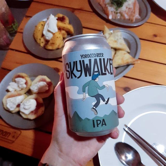 ヨロッコビール Skywalker