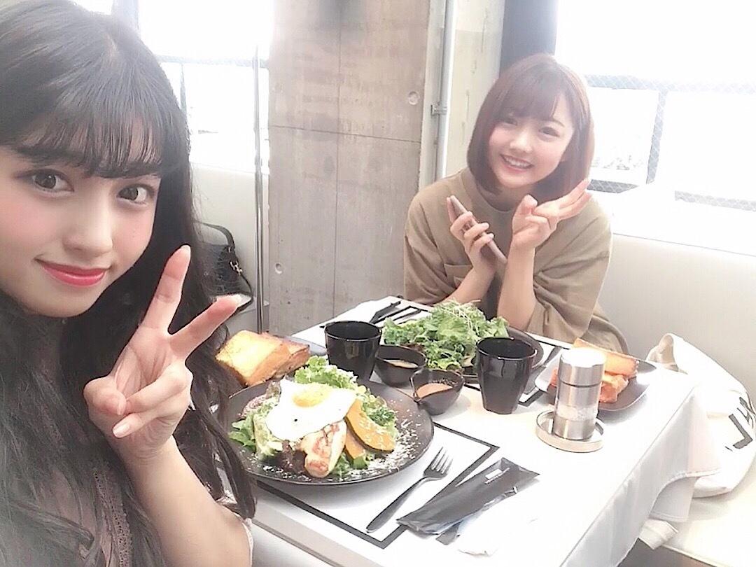 【カフェ巡り】ピクニック気分が味わえちゃう映えカフェ♥_1_10