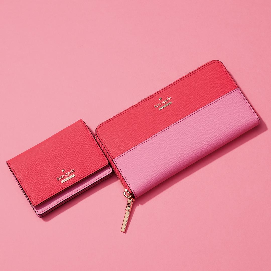 ケイト・スペード ニューヨークの新作お財布&カードケース、iphoneケースまで!_1_2-4