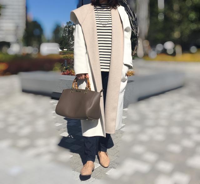 寒い今週を乗り切る!買い足しせずに春ファッションへシフトチェンジ!_1_2-2