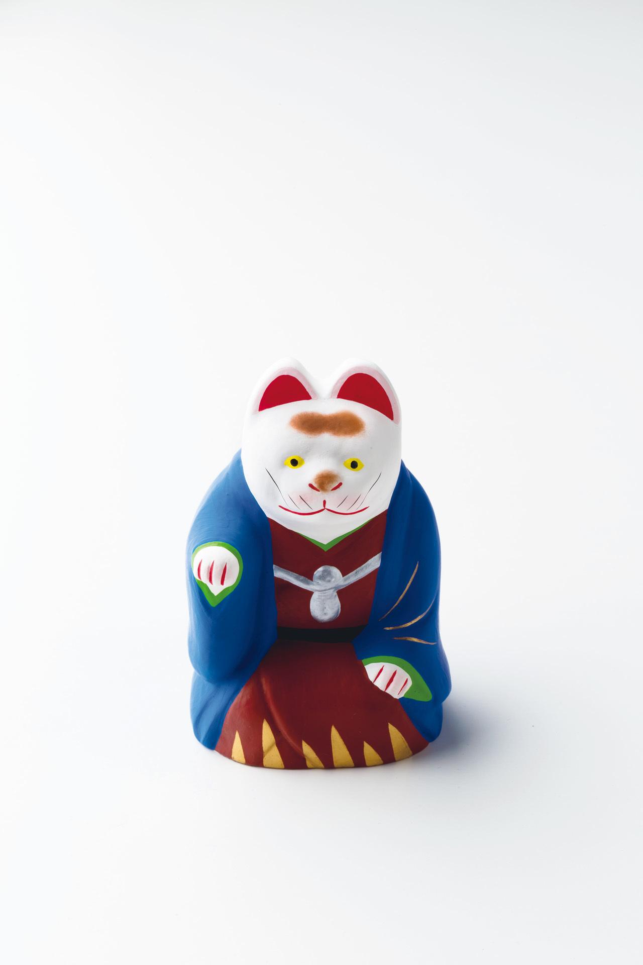 日本最古の郷土玩具「丹嘉」の伏見人形_1_1