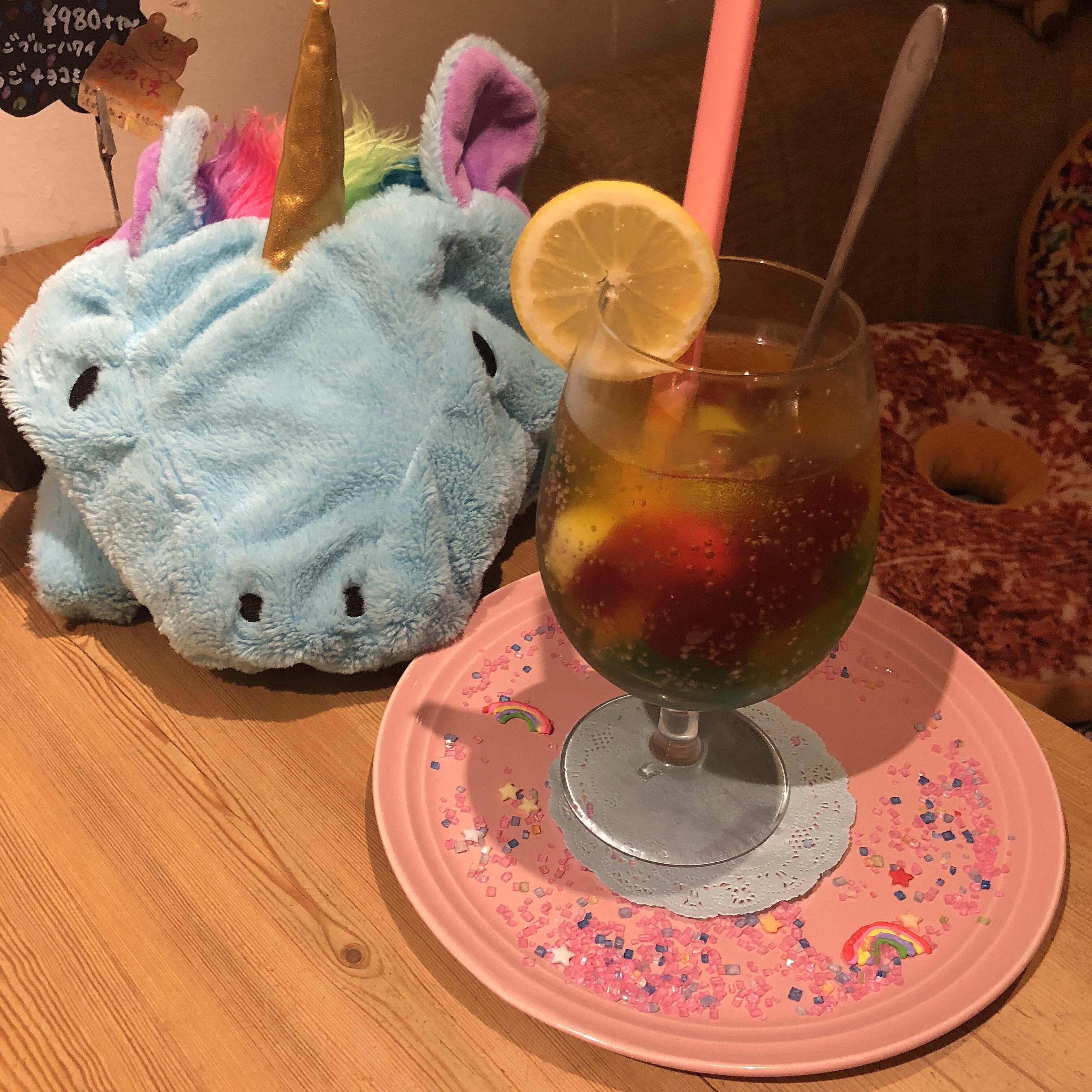 Vol.51♡ まるでお菓子の家みたいなカフェ?!【ALL C's Cafe】_1_4-1