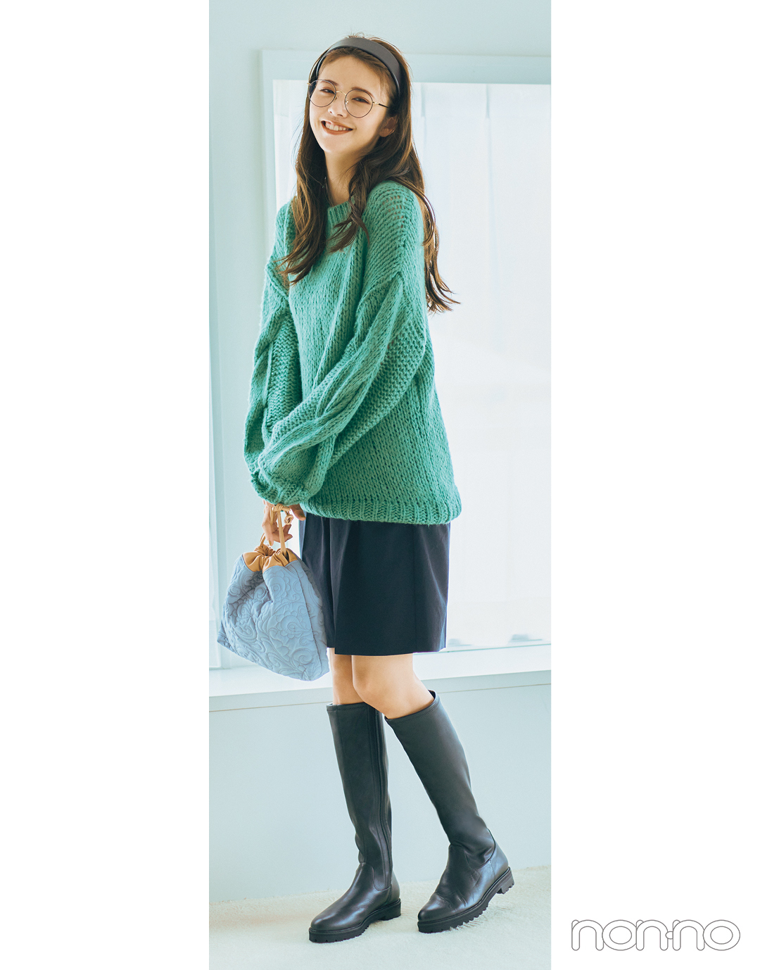 鈴木ゆうかのはきたい靴から考える、本日のコーデ。モデルカット4−1