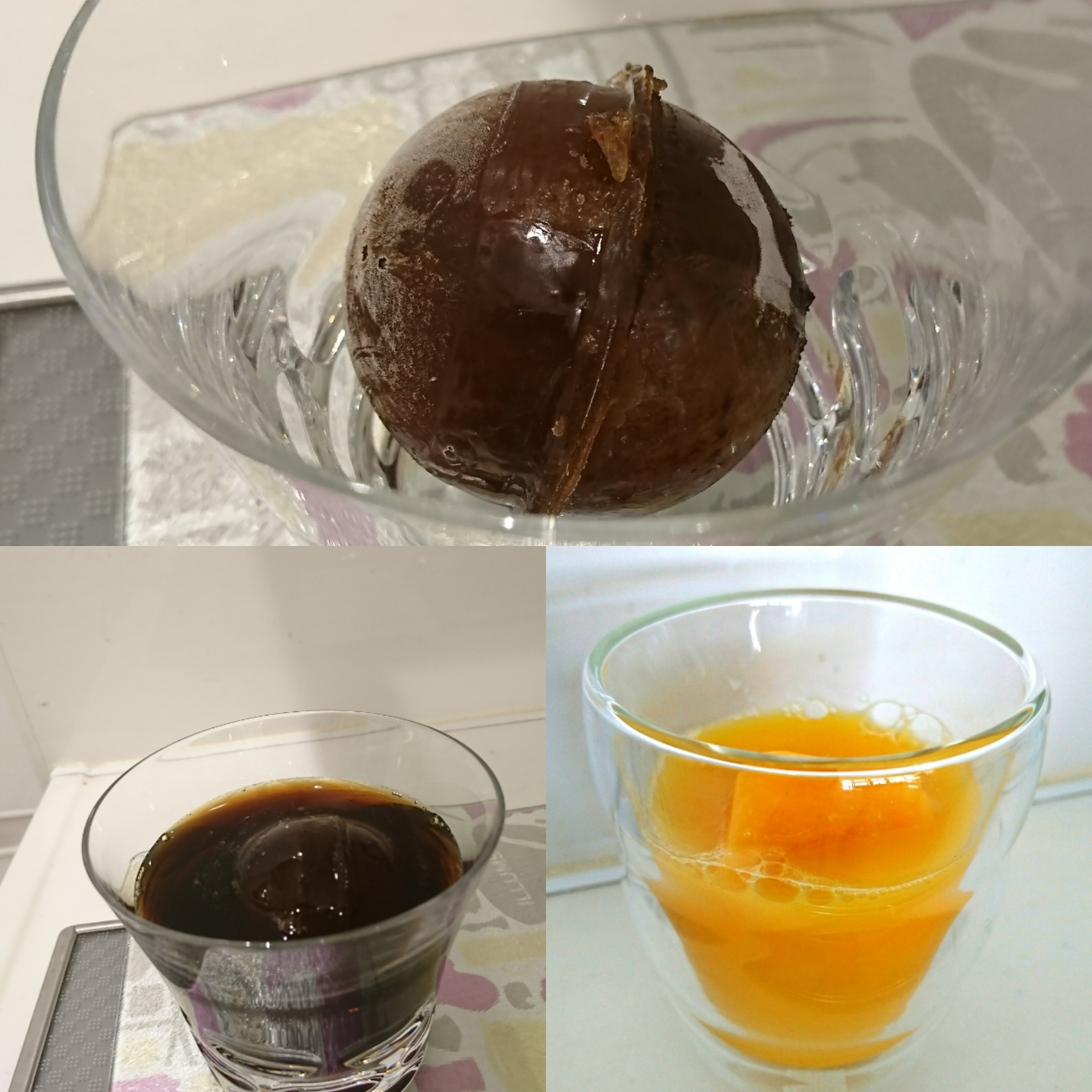 ジュースもコーヒーも氷に_1_1