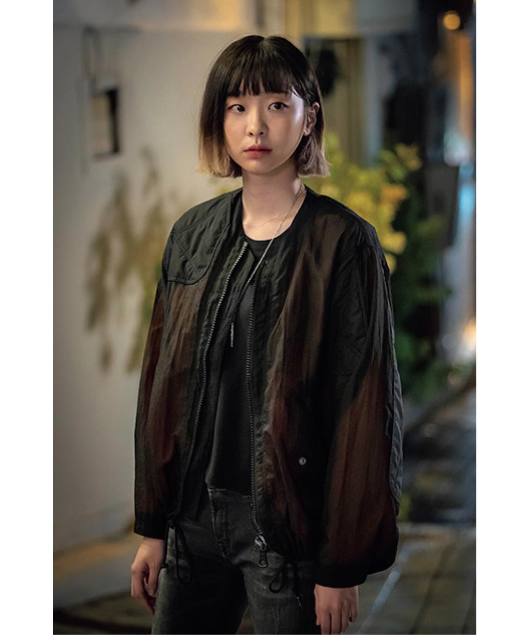 優子とふみかの「ドラマヒロインになりたい!」梨泰院クラス編_1_4
