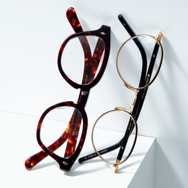 おしゃれメガネブランド「ayame(アヤメ)」のメガネ