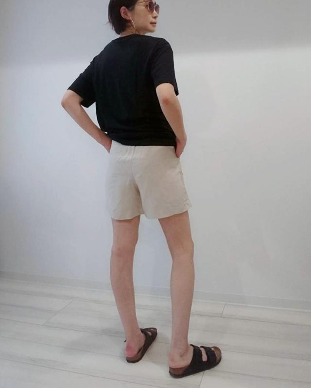 40代はショートパンツをどう履く?_1_4