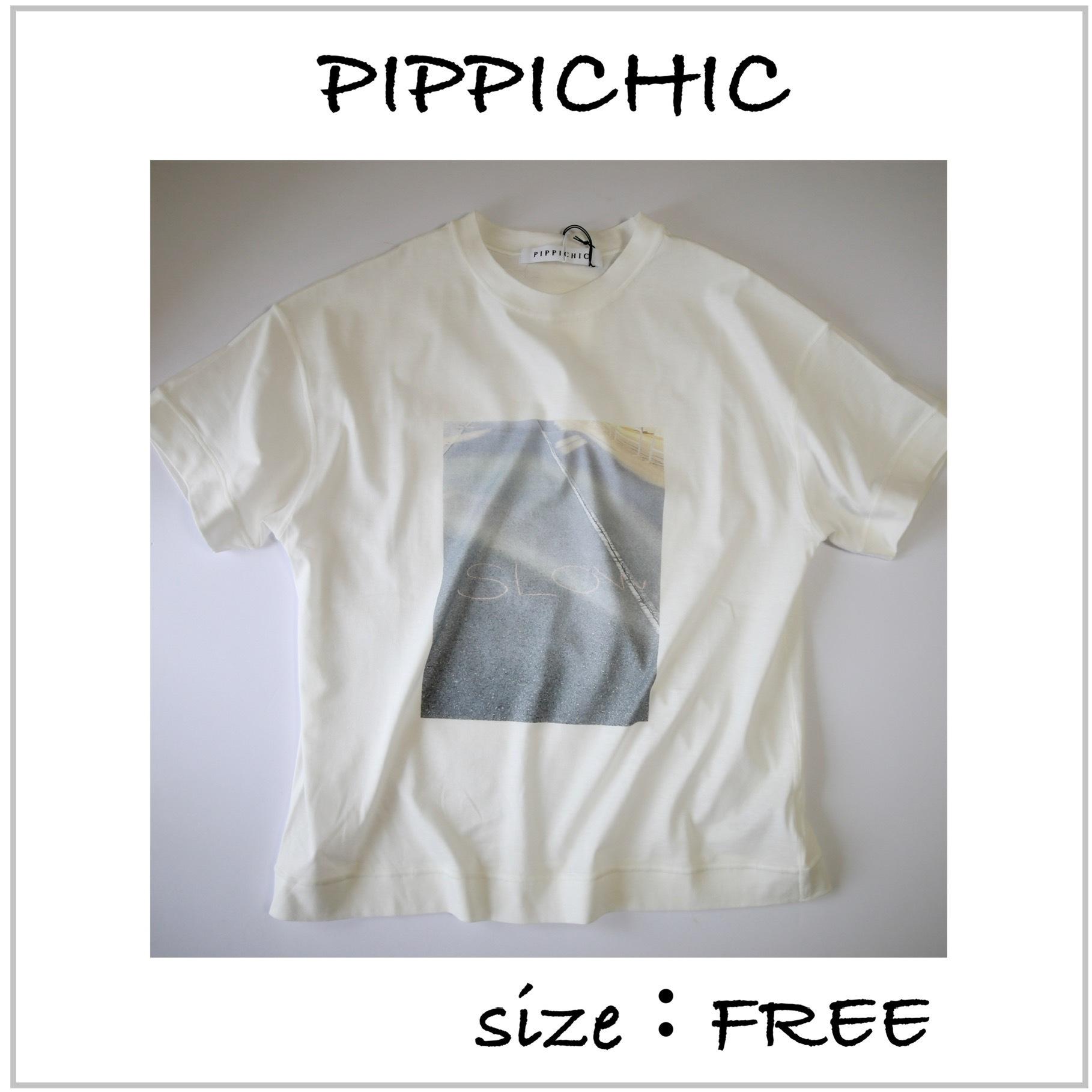 小柄 UNITED ARROWS <PIPPICHIC(ピッピシック)>SLOW TEE