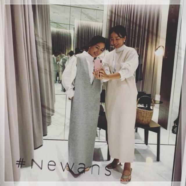 着る人に寄り添い『あたらしい答え』になれる服!【#Newans】新たにデビュー!!_1_7