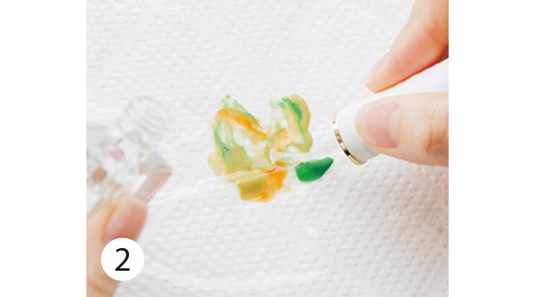 夏のセルフネイル★ 簡単&新鮮なビタミンラップネイルをご紹介!_1_6