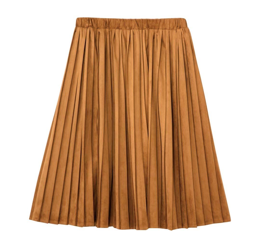 今すぐ着られる秋トレンド★シンプル服をブラウンに変えるだけでコーデに差がつく!_1_3-3