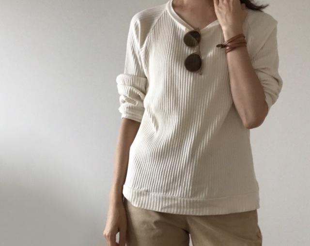 ブランドのコンセプトに共感できる服を着る【40代 私のクローゼット】_1_4