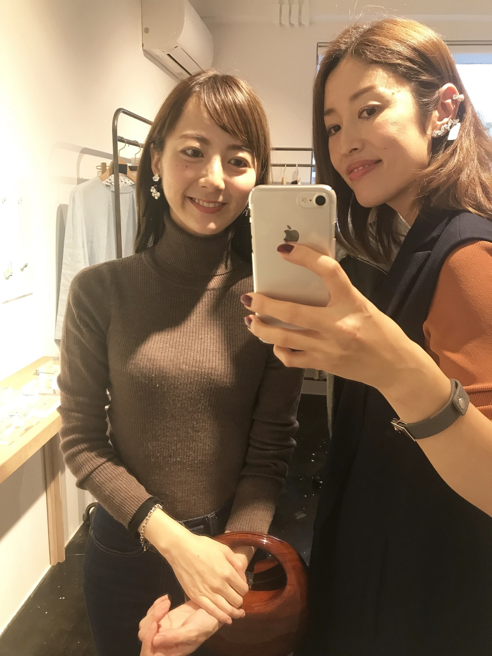 petite robe noire / YOSHIYO 2018春の展示会へ_1_6-2