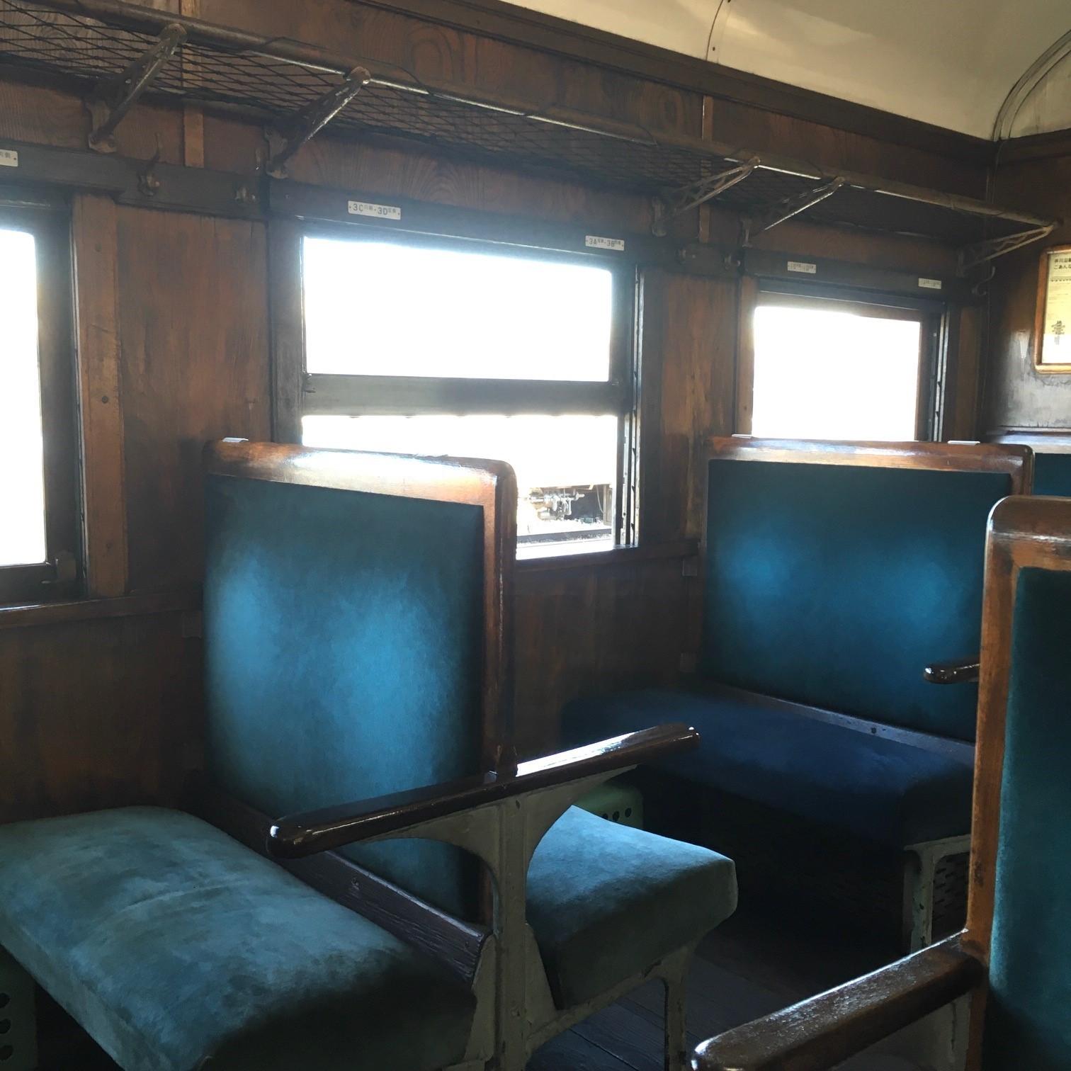 昔の客車に乗りたくて、大井川鐡道へ。_1_1-2