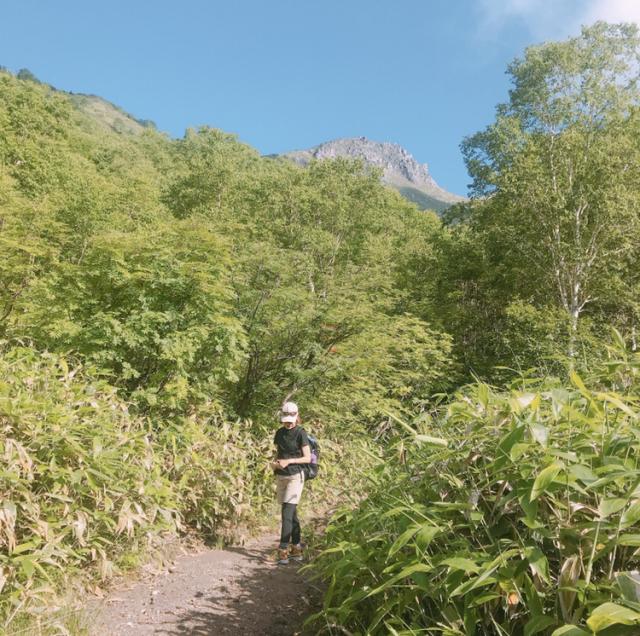 76歳父と、恒例の登山旅行へ_1_4