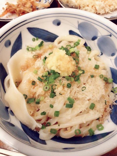 """渋谷""""麺喜やしま""""讃岐うどんの名店☆_1_1"""