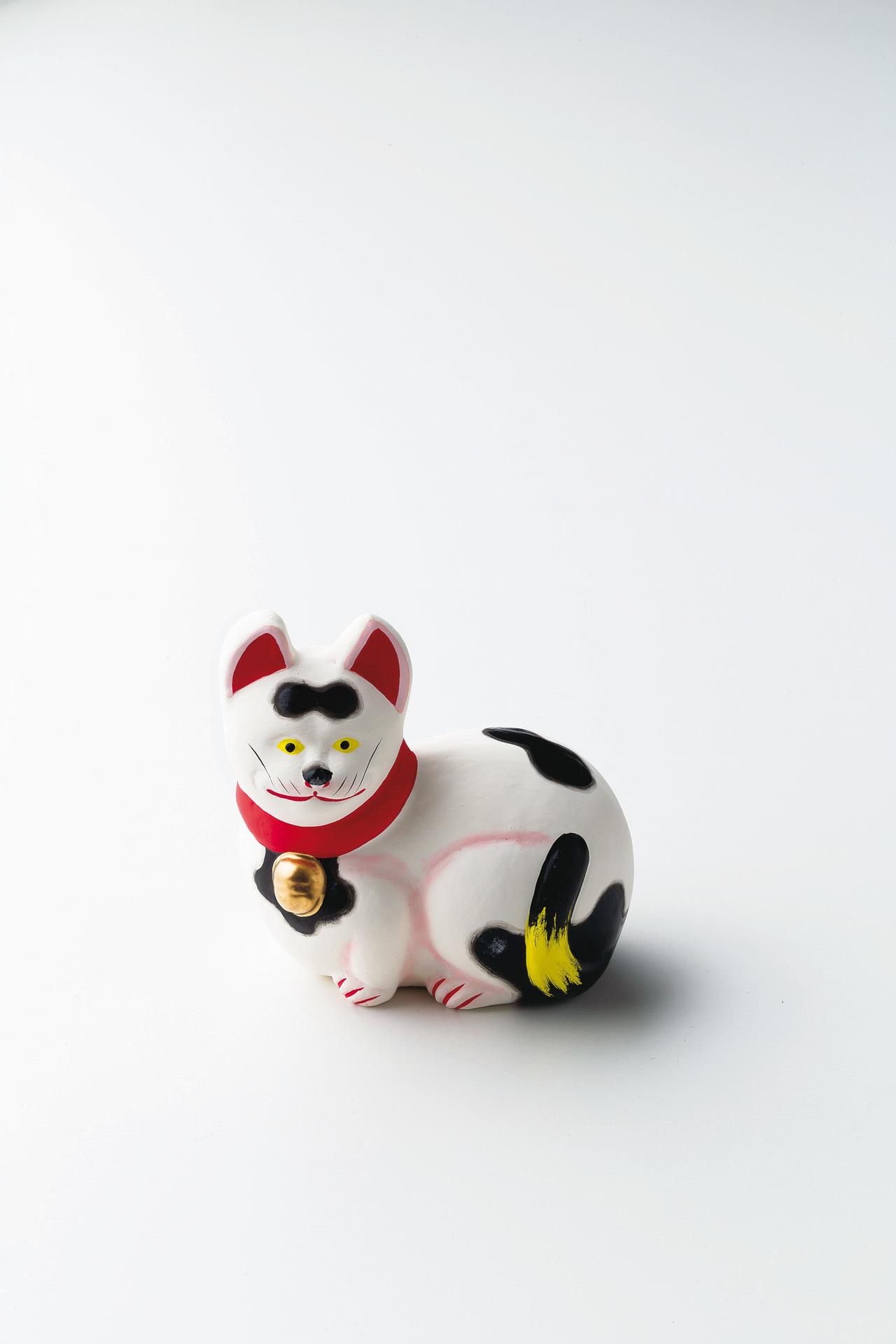 日本最古の郷土玩具「丹嘉」の伏見人形_1_2-1