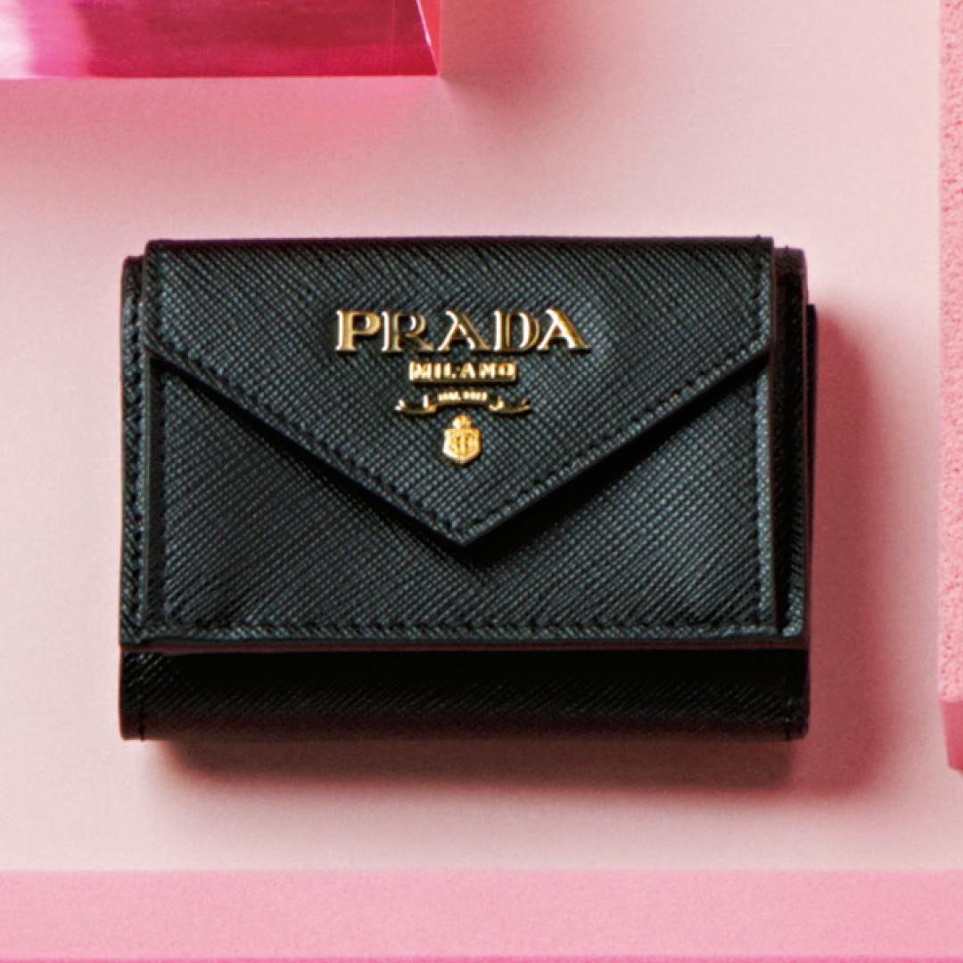 サフィアーノ|プラダ 財布