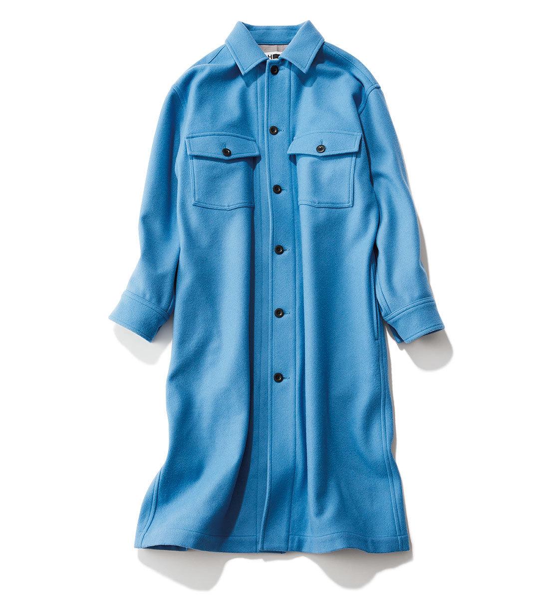 エイチ ビューティ&ユースのロングCPOジャケット