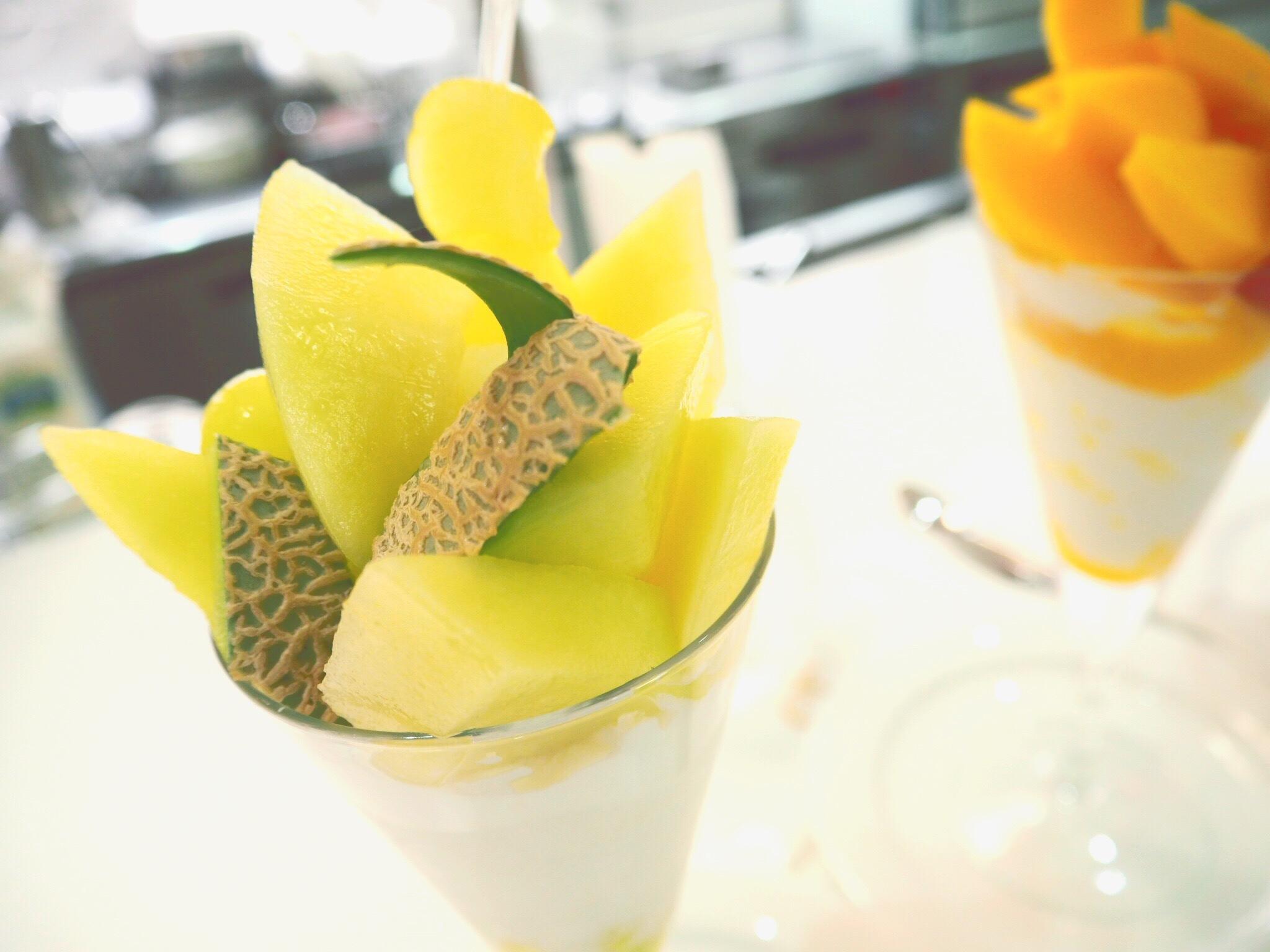 フルーツ好きにはたまらない!絶品パフェ♡_1_2-3
