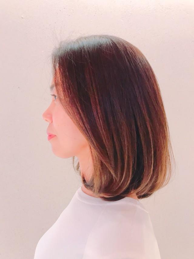 BEAUTRIUM阪急うめだ本店で、美髪・ツヤさらヘア~♪_1_1