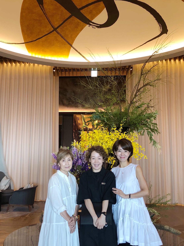 フォーシーズンズホテル東京大手町へ_1_1