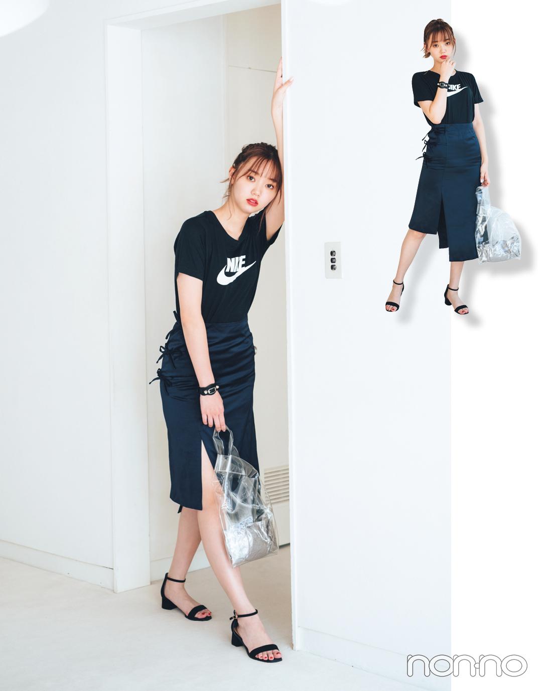 この夏、江野沢愛美は何を着る? ミックスカジュアルの達人の私服コーデを拝見!_1_2-4