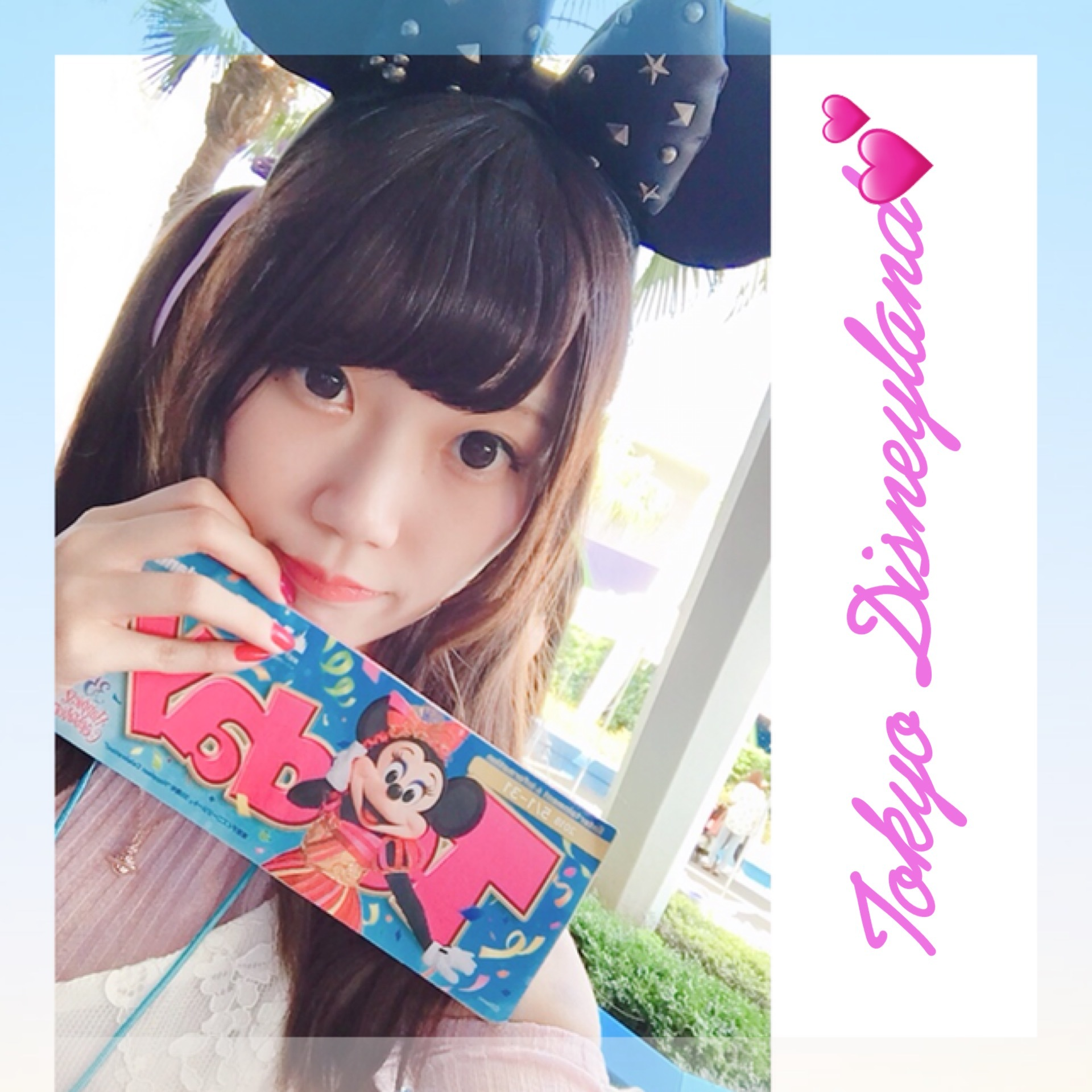 Tokyo Disneyland《 35 Happiest Gelebration! 》に行ってきました♫_1_1