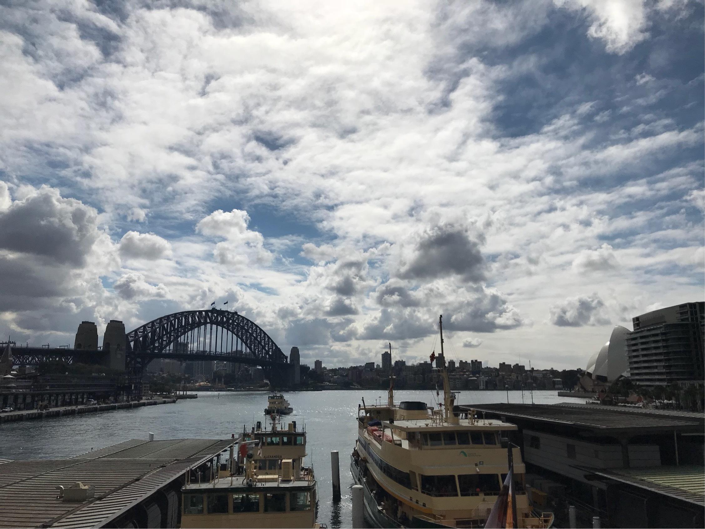 夏休み最後はシドニーへ♪_1_1-3
