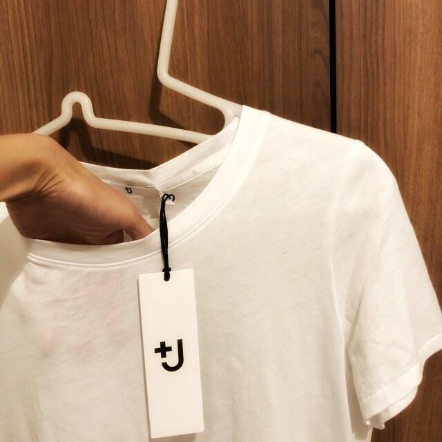 やっぱり使える白Tはユニクロ+J《ゆっこのファッション》_1_1-2