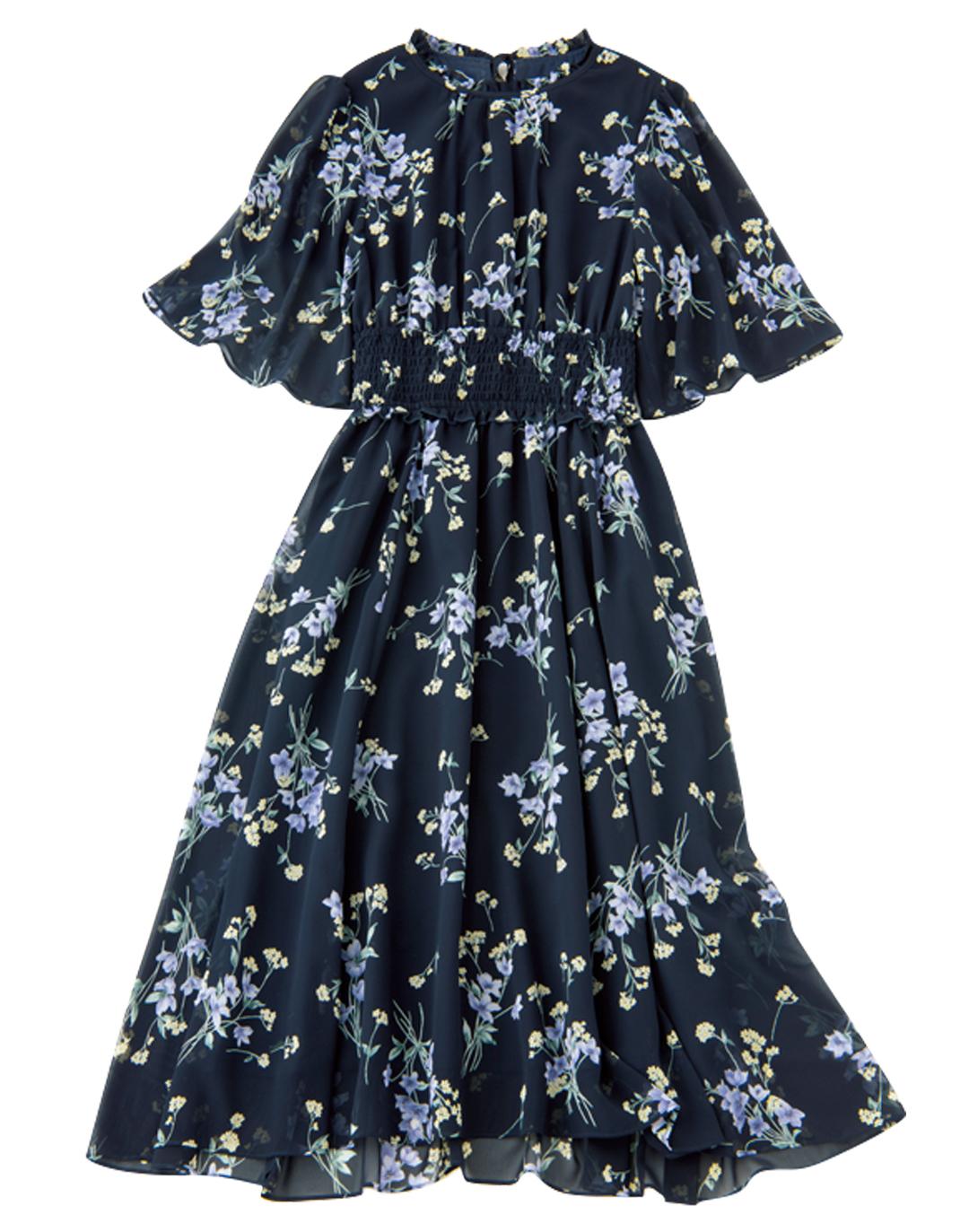 花柄スカート、差をつけるならノエラのスカーフモチーフ♡ _1_4-1