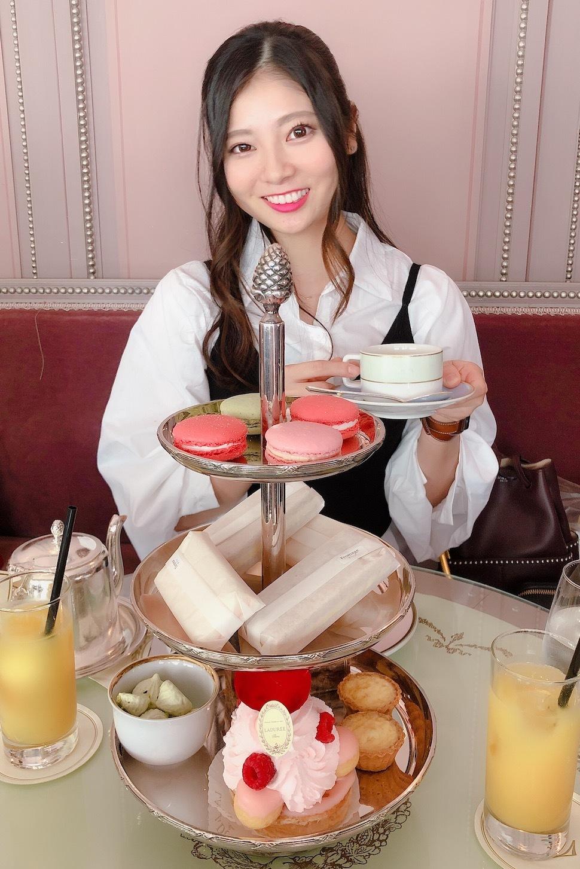 【銀座】LADUREE Caffe _1_5