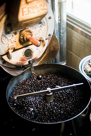自家焙煎の芳醇なコーヒーを 盛岡「クラムボン」_1_1-1