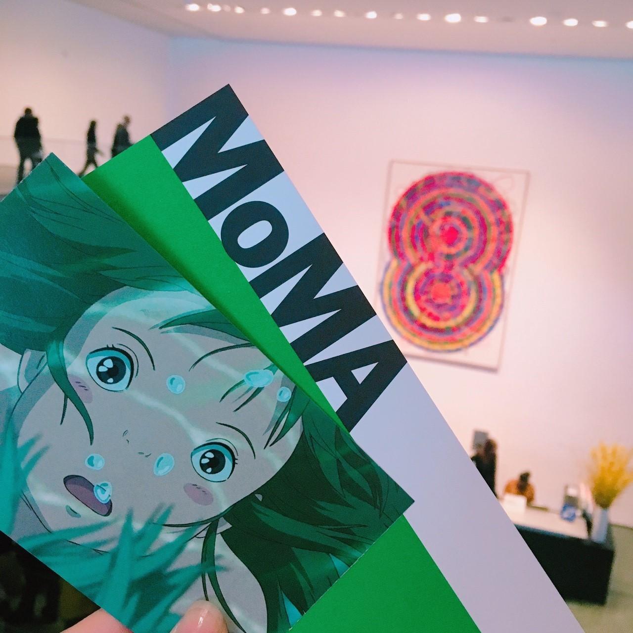 【ニューヨーク】のんびり鑑賞《MoMA・MET》_1_2