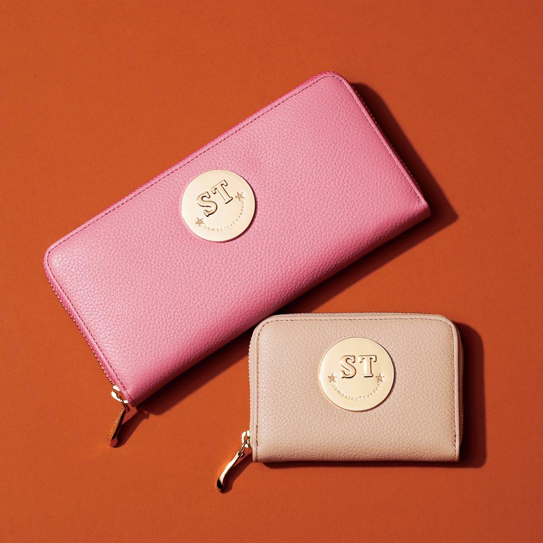 サマンサタバサの新作お財布が続々&ポンポンチャームも絶対欲しい♡ _1_2-3