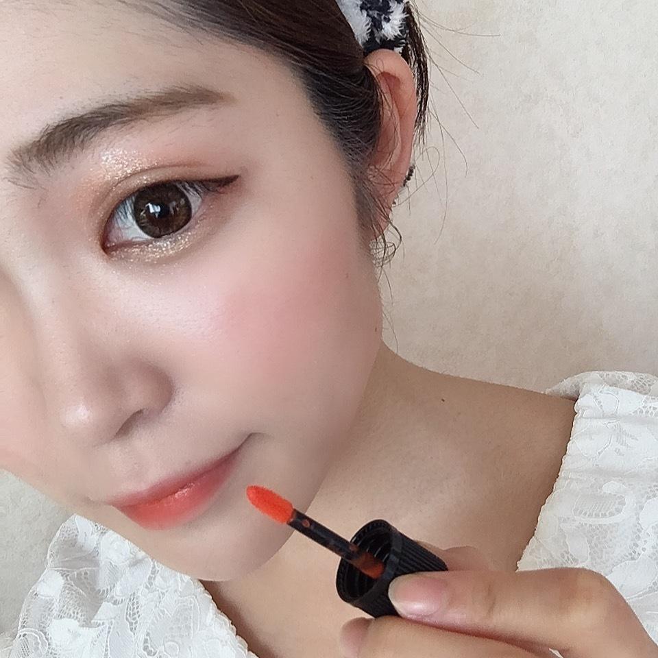 【2019年初夏★】○オレンジブラウンメイクが可愛い?《プチプラで実践》_1_10