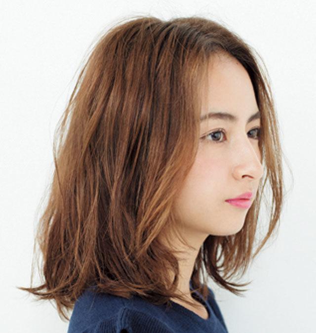 2017年春の最旬ヘアはこれ!大人気「ロブ」4スタイル☆_3_2-1