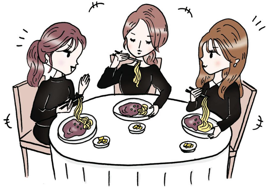恋人がいない人のイベント、韓国の「ブラックデー」とは?【ケーポペンのつぶやき 】_1_2