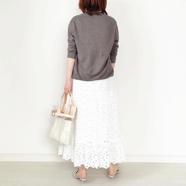 『無印良品×ZARA』で作る初夏スタイル【tomomiyuコーデ】_1_11