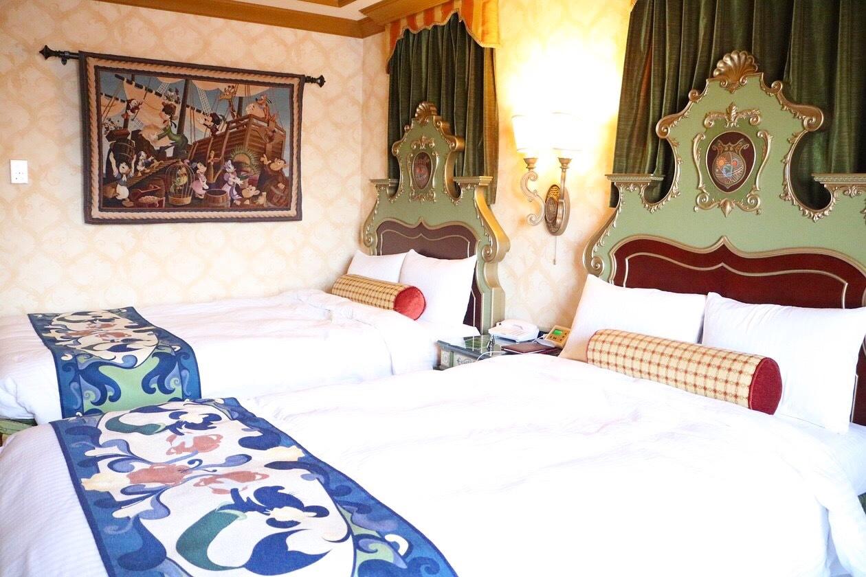 パーク内にあるホテル『ミラコスタ』でディズニーの夢の続きを♡_1_4-1