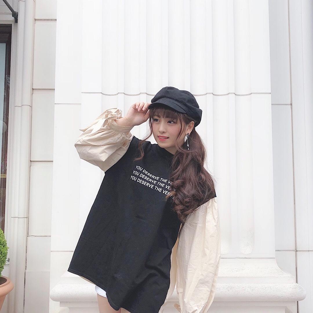 【韓国通販】Sweemy closet の春服コーデ 5選︎❤︎︎_1_6