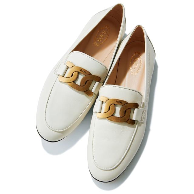 靴(H0.5)¥94,600/トッズ・ジャパン(トッズ)