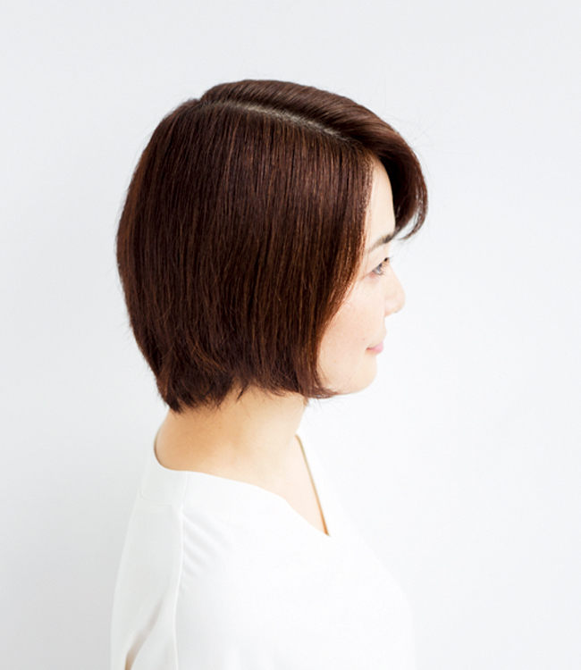 アラフォーの髪悩み「薄毛」問題はスタイリングが強い味方!_4_1-2