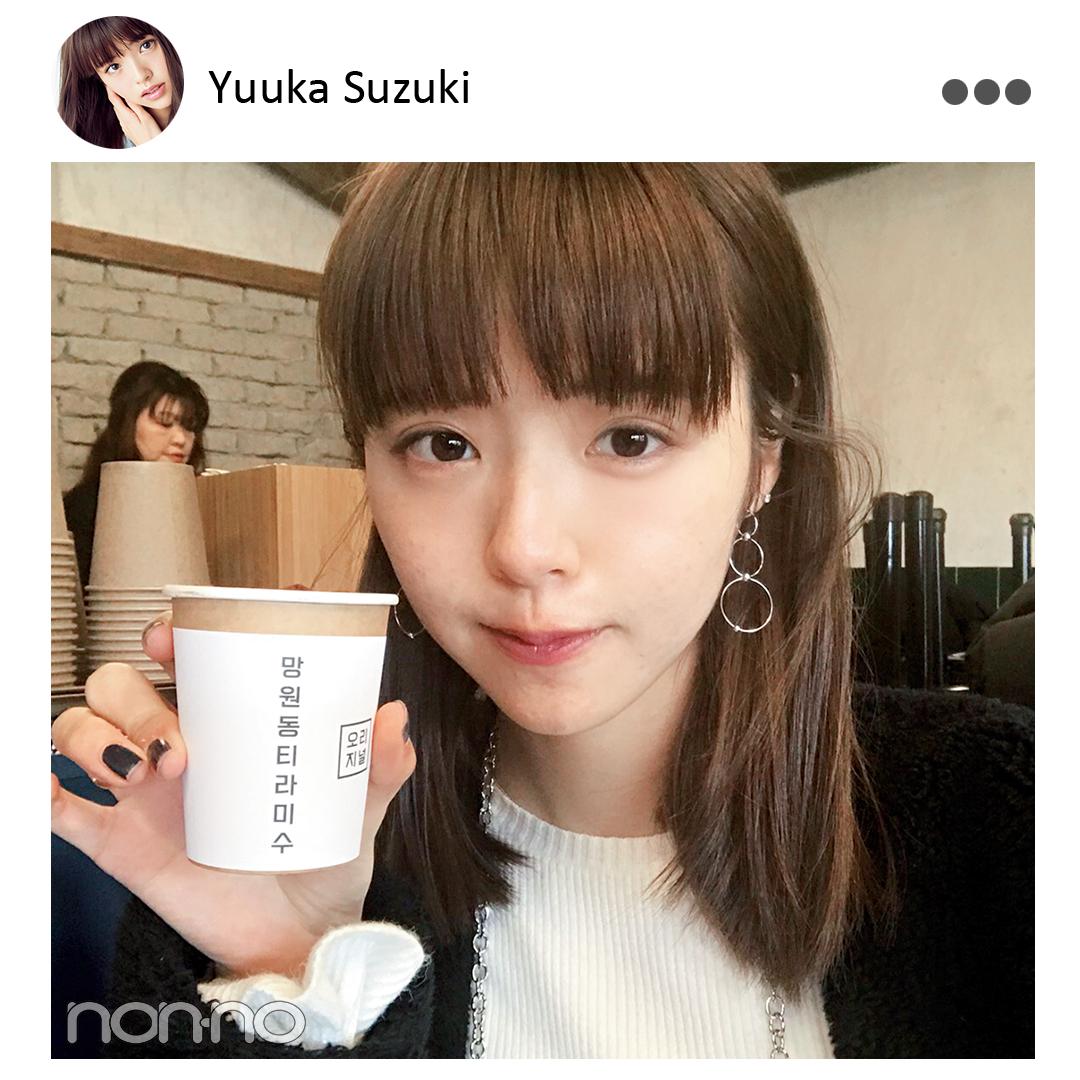 新木優子の最近の旅行の思い出は?【MODELS' VOICE①】_1_1-3