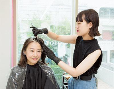 白髪が増えてしまったら、サロンカラーリングへ。絶対に満足できるサロンはこちら!_3_2