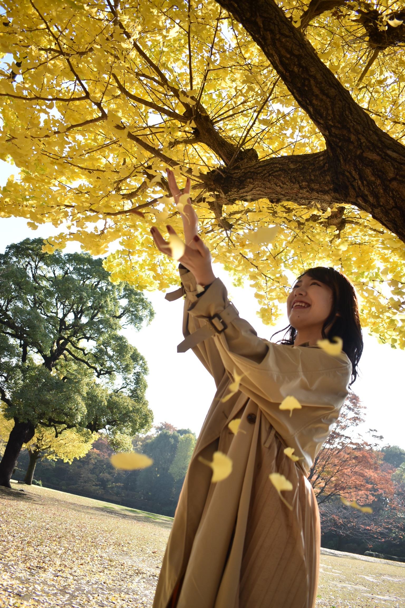 【紅葉】北の丸公園でお友達と撮影会!!_1_2