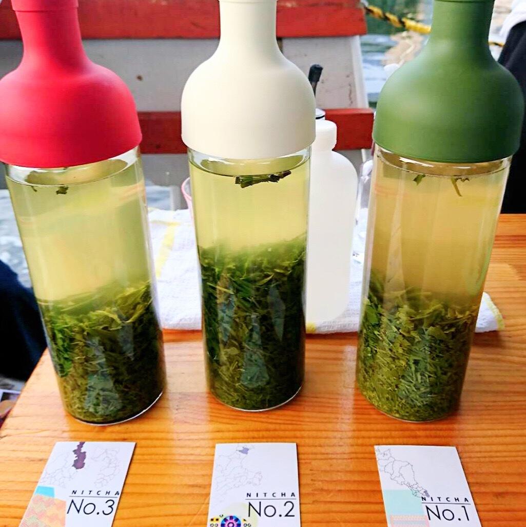 日本茶とアロマと音楽と東京湾と♡_1_2-1