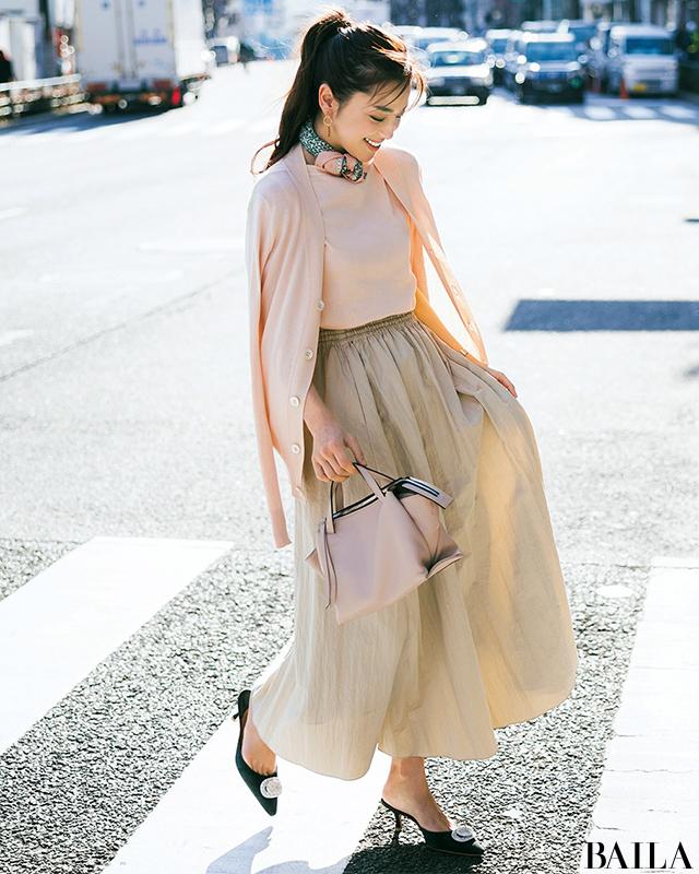 【男性ウケ抜群】アラサー的・夏のモテるファッション30コーデ!_1_23