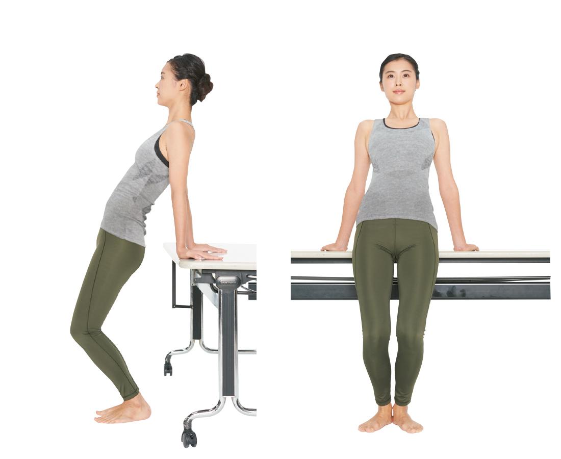 胸の筋肉をさらに伸ばし、肩甲骨を寄せるストレッチ【キレイになる活】_2_1-1