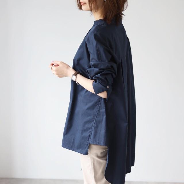 今着たい!コットン素材のオーバーサイズシャツ【tomomiyuコーデ】_1_2